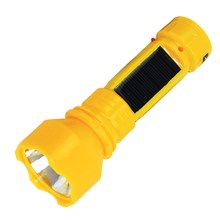 ningbo yuyao factory directly sale good quality rechargeable and solar torch led