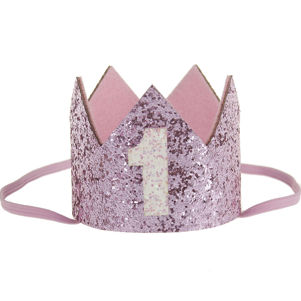 2017 Princess Crown Party/Birthday/Baby Girl <strong>Headband</strong> Many Colors To Choose For Children Girls