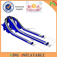 PVC Custom Giant Water Slide Inflatable Trippo For Sale