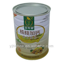 high quality storage milk powder cans manufacturer