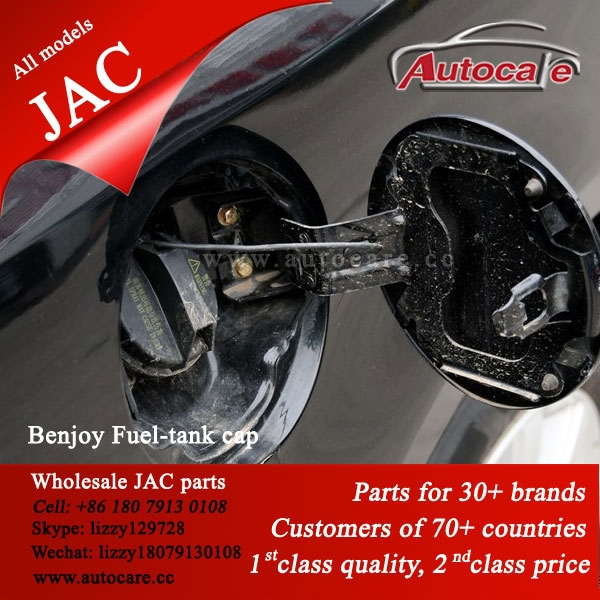 high quality JAC truck spare parts and car parts benjoy fuel tank cap