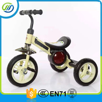 Top design kids smart baby tricycle