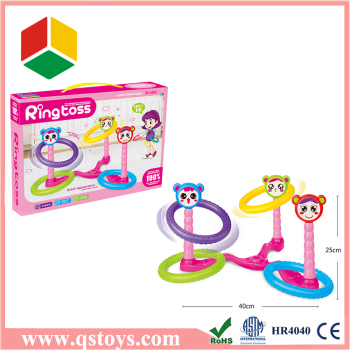 2015 HOT Educational toys ring toss game,funny cartoon game ring toss with EN71