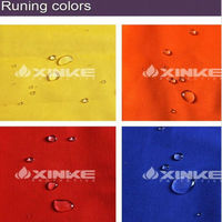 Teflon water oil repellent fabric for clothing