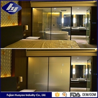 High Qutily Decorative Smart Glass Price