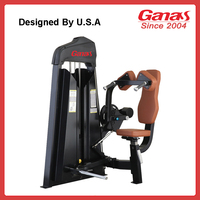 Hot sale gym used abdominal training gym machine