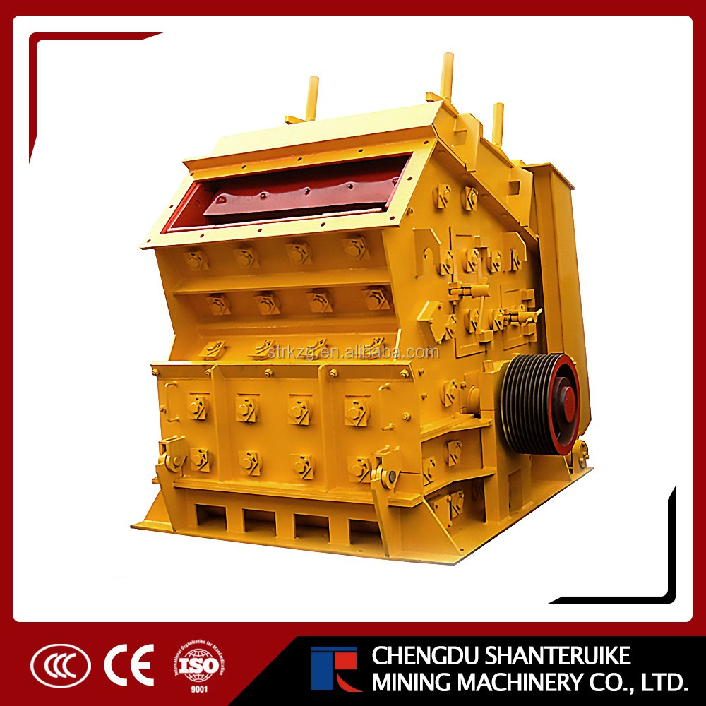 Industrial Rock Crusher / Fine Impact Crusher / Impact Crusher Plant For Artifical Sand