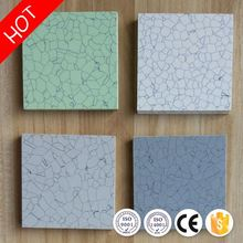 Fireproof antistatic anti-static vinyl tile flooring from china