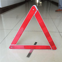 Emergency Fixable Safety Sign Roadside Reflective