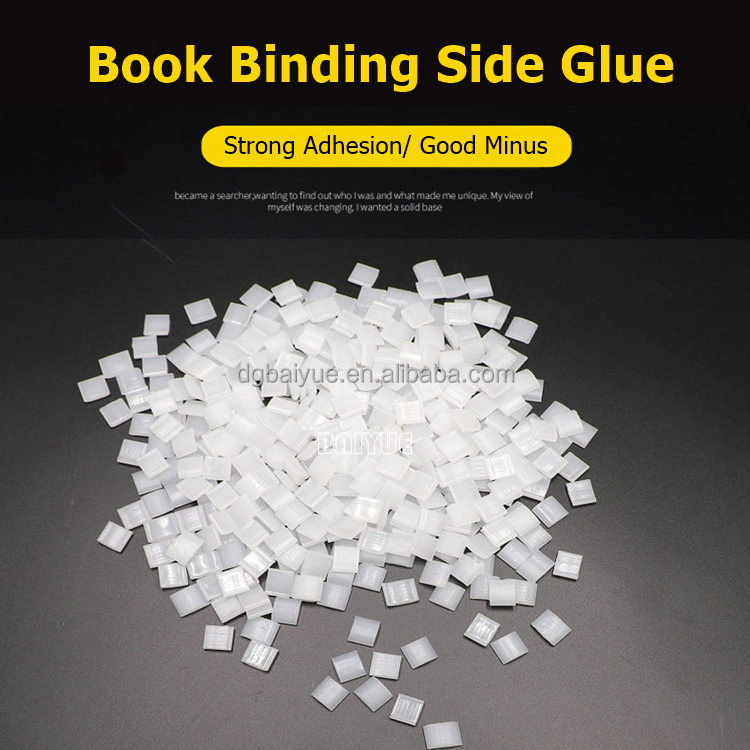 hot melt adhesive for book binding side glue