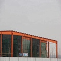 H Section Steel Prefabricated Steel Construction Buildings for Factory