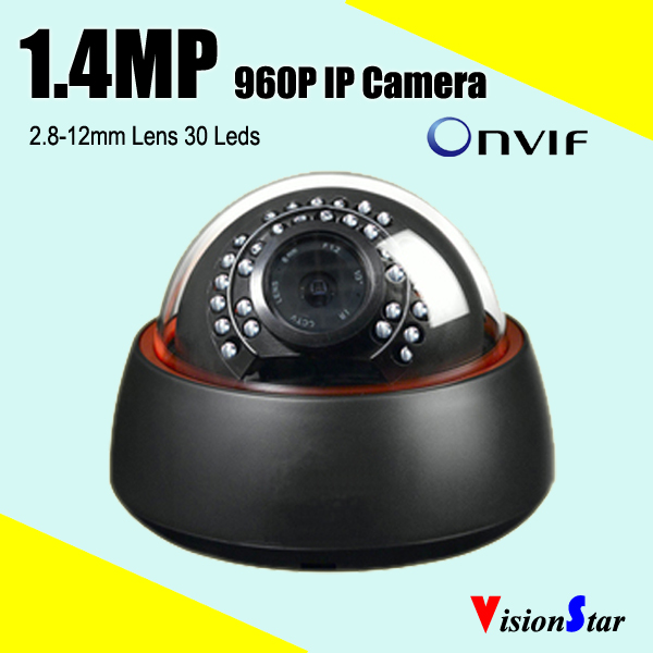 Mini High Resolution D/<strong>N</strong> Vision Security Camera 960P Plug and Play IP Camera RJ-45 Interface Network Camera
