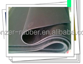 Heat resistance clear silicone rubber sheet for medical equipment