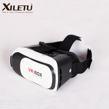 XILETU VR-032 High Quality VR Box 3D Glasses All in One VR Headset For iphone Headphone And <strong>Video</strong> Display
