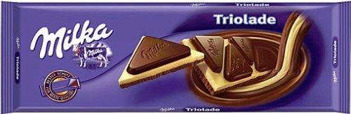 Milka Triolade Chocolate Large ( 300g ) - Buy Milka Triolade ...