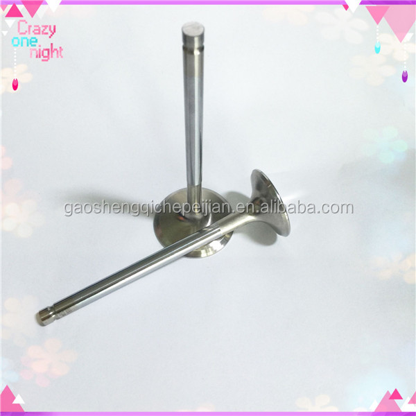 sports car spare parts inlet and exhaust engine valve for audi q7 s line v12