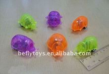 Pull back beetle plastic small insect toys