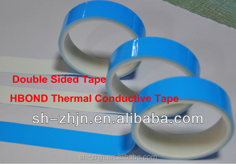 Thermal Pad Silicone Based Double Sided Adhesive 0.03 thickness