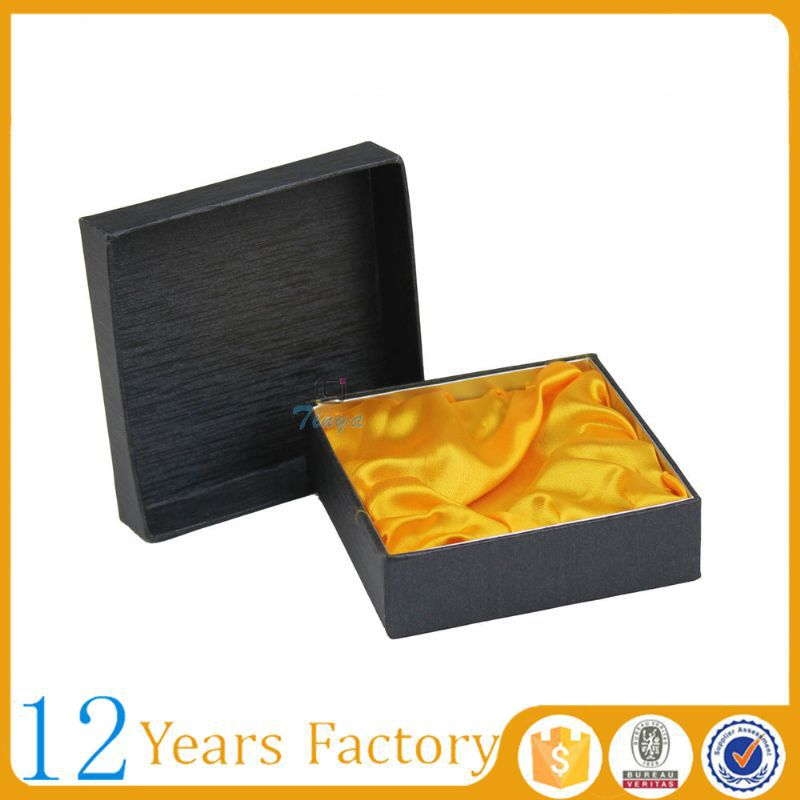 cardboard jewelry pendant box for bracelet