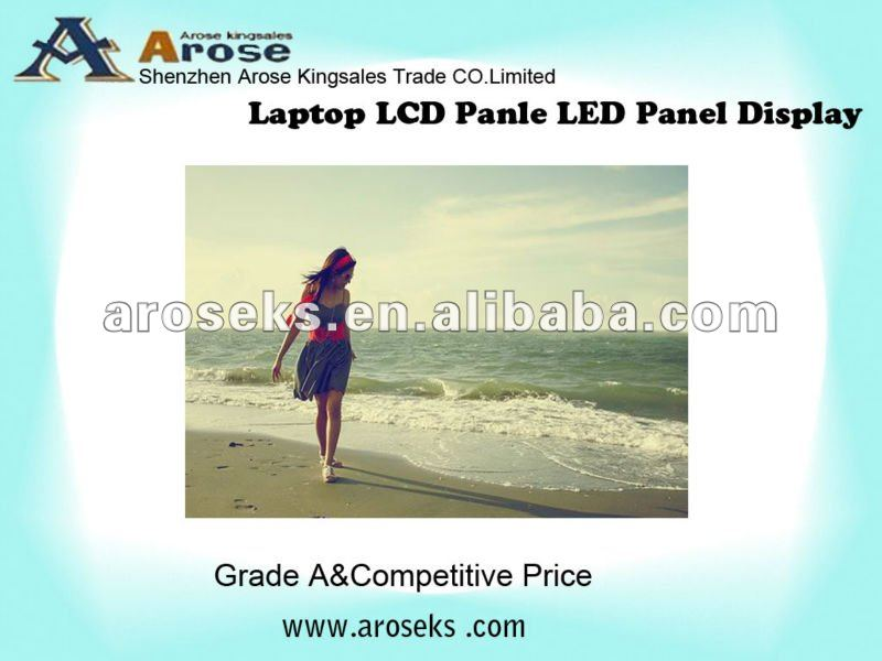 "13.3""LED Laptop lcd panel for HP CQ35 in stock"