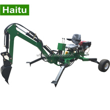 LW Series 3 Point Hitch Mini Backhoe