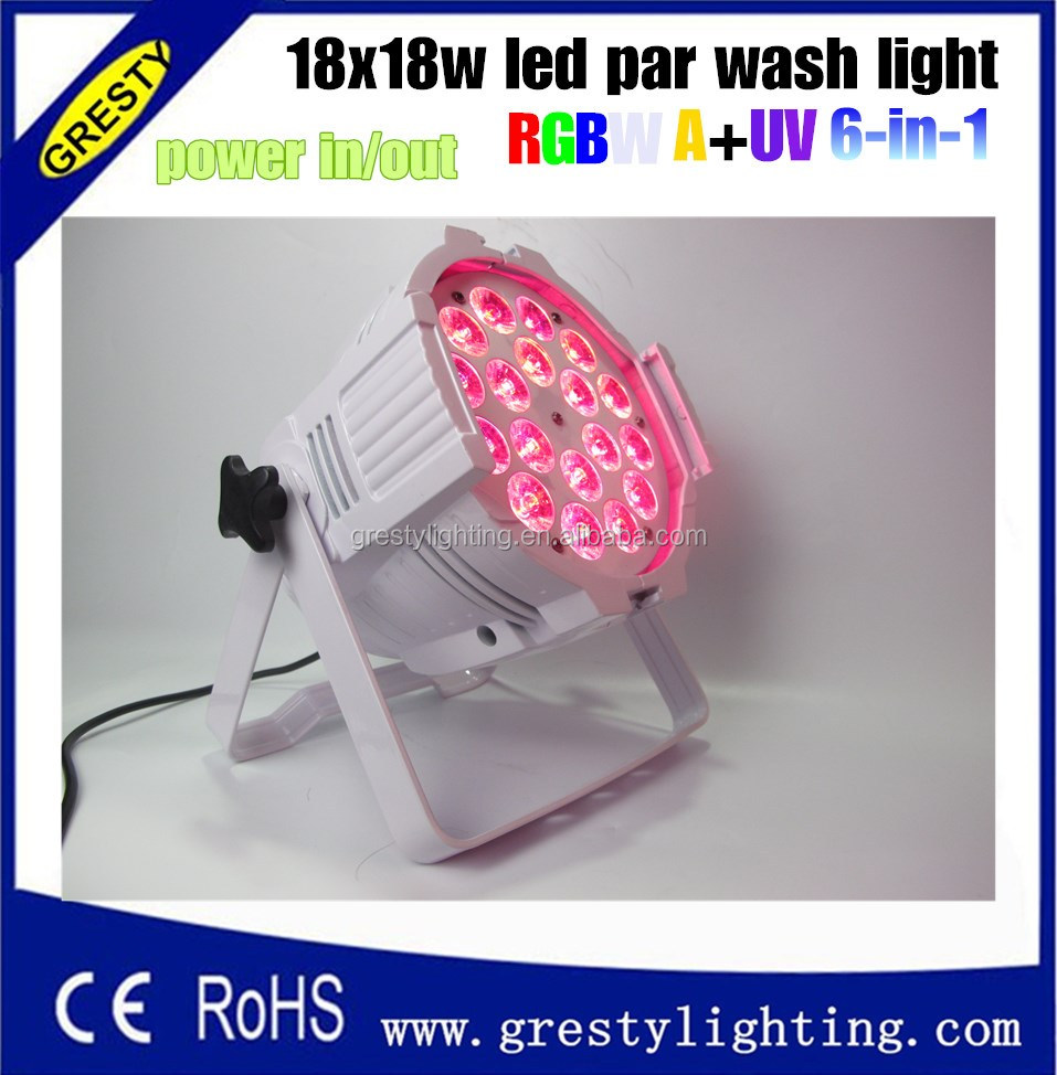 18X18W dragon mart dubai disco lights/dj equipment prices