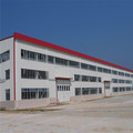 Large Span Prefab Steel Structure Warehouse