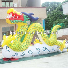 customized advertising inflatable dragon