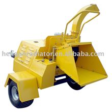 CE wood chipper With 18HP Yanmar engine