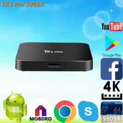 Amlogic S905w Android Tv Box X96 Mini With Android 9.0