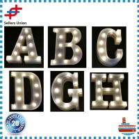 Giant LED Marquee Lights Letter Or