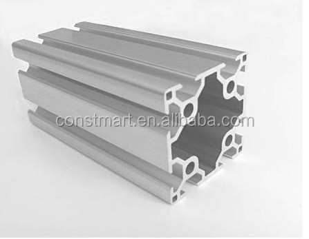2014 hot sale high quality 6063 t5 aluminium industry billet profile