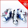 Custom Design Mini Running 3D Shoe Key Chain