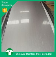 AISI 430 matte finish stainless steel plate with bottom price per ton