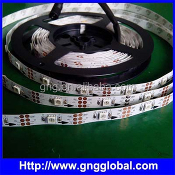 DC5V 30pcs SMD5050 addressable rgb led strip ws2812b