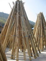 natural cheap bamboo pole for sale
