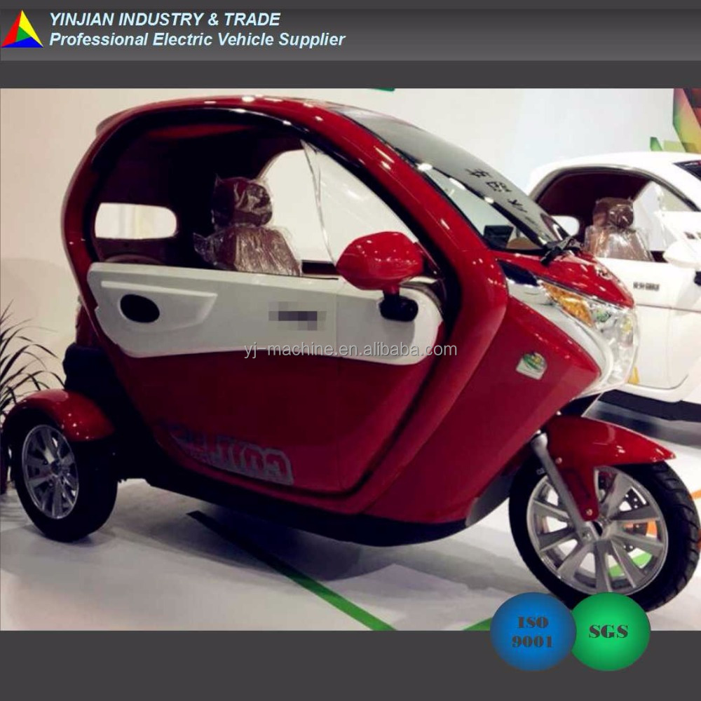 Hot Electric Auto Three Wheel Motor Scooter,Tuk Tuk,Rickshaw,Tricycle,Trike for People