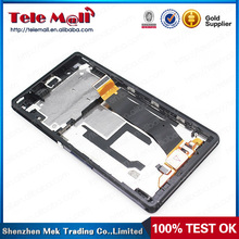 Lcd touch screen assembly for sony xperia z L36H For sony z L36H replacement screen assembly
