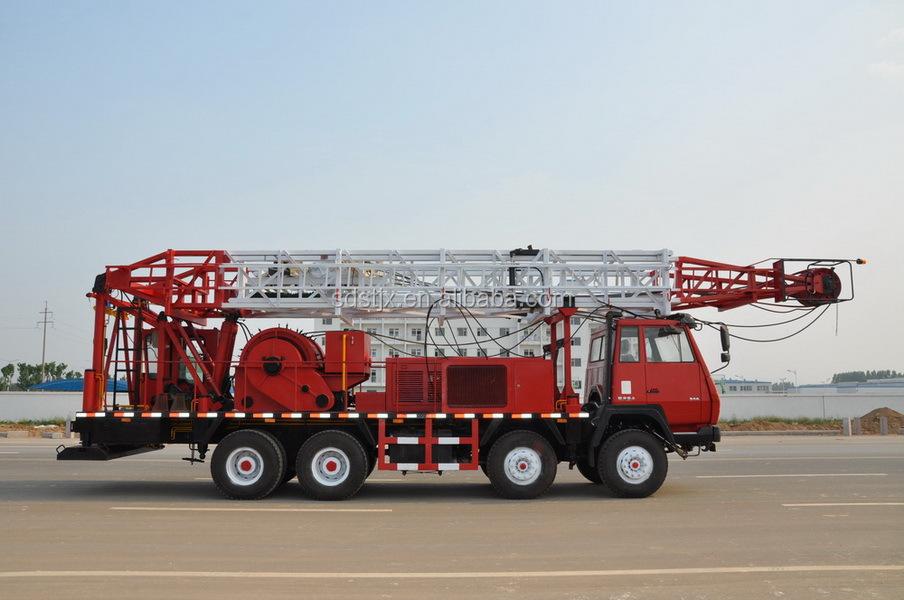 350HP/ Model XJ900-4L workover rig