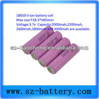 Samsung Akku Cell 3.6v 2200mah 18650 Li ion Battery