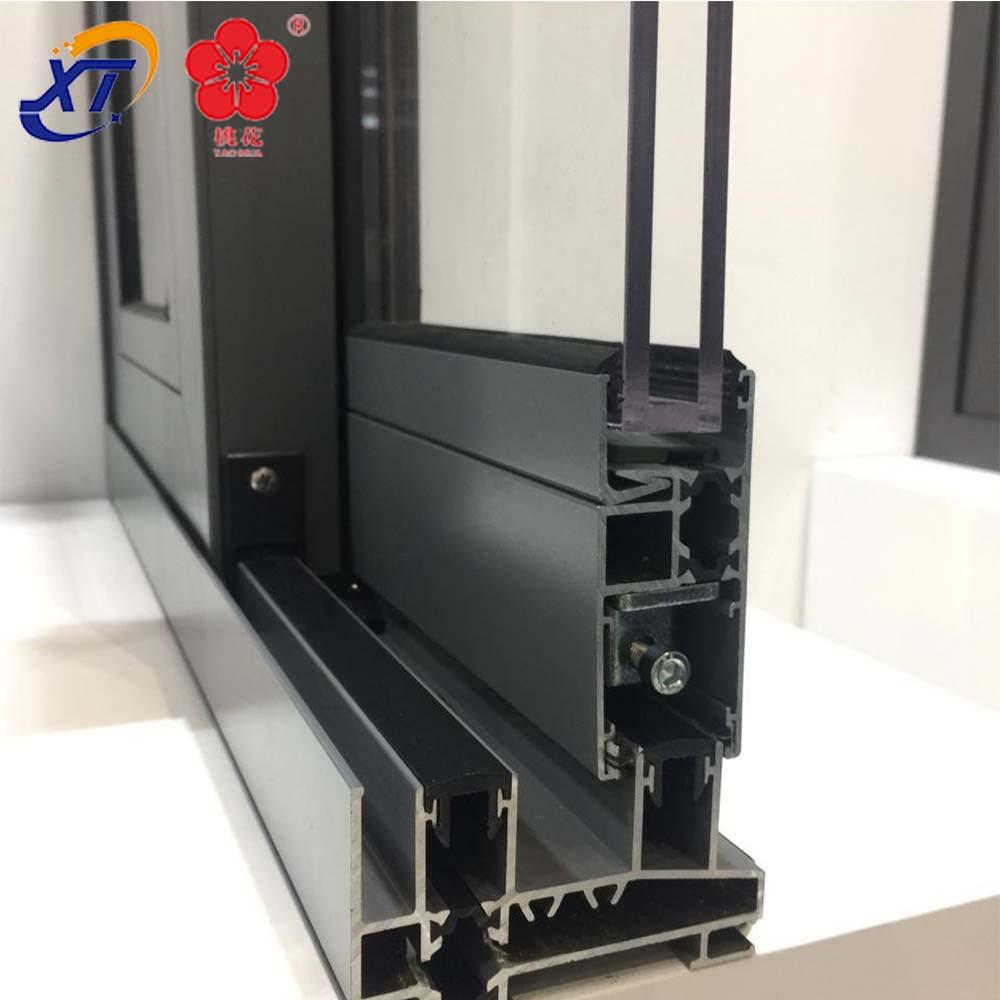 Aluminium Sliding Door Track Profile Manufacturer Aluminium