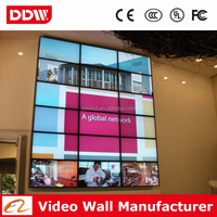 42inch Samsung ultra narrow bezel video Monitor wall HD physical resolution 1920*1080