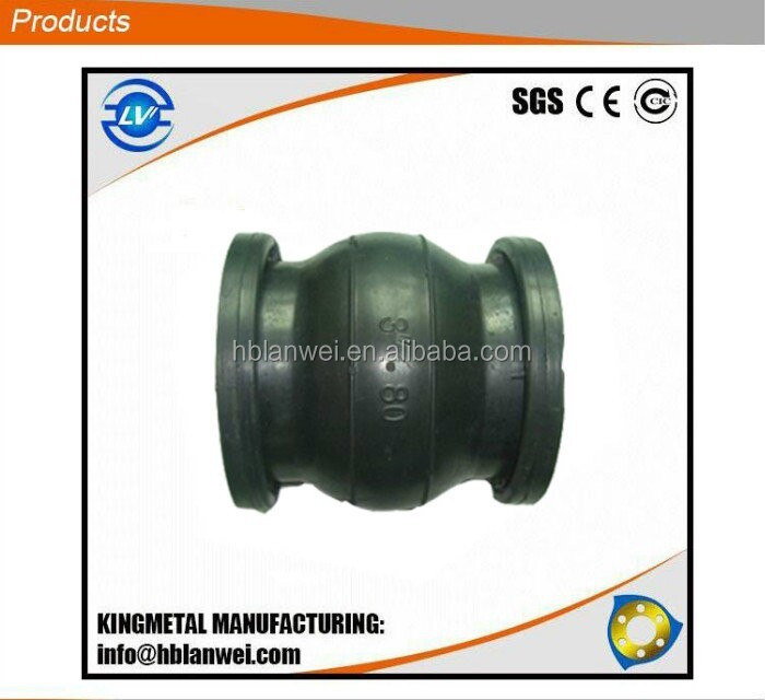 Cheap custom rubber joint made in China for world market