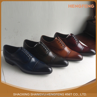 Wholesale Cheap New classy leather pu best men business casual dress shoes,men leather dress shoes