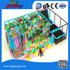 Kindergarten indoor plastic playhouse, customized theme