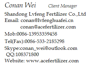 Water Soluble Fertilzier NPK 20-20-20