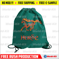 Outdoors Bookbag Duffle Overnight Bag Drawstring bags wholesale