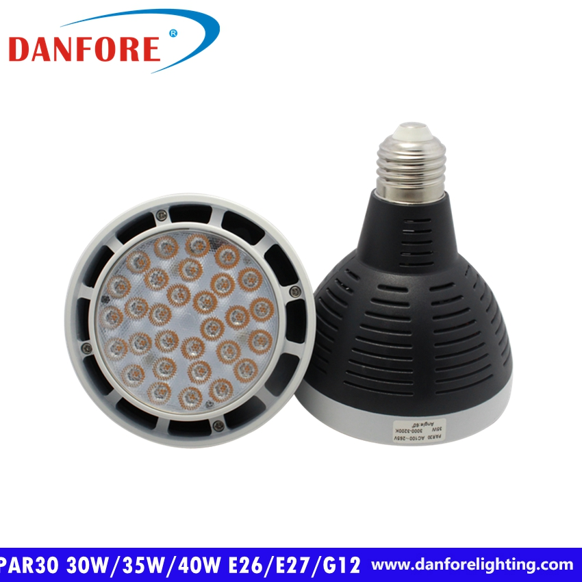 35W commercial par 30 led, led par30 light,led par light
