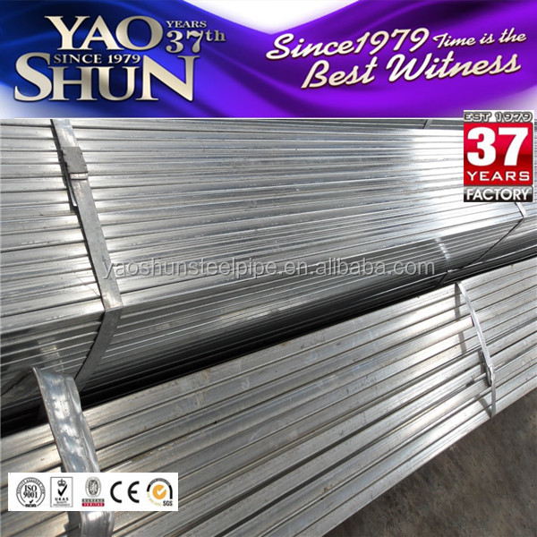 <strong>q195</strong> alibaba china pipe steel galvanized hollow section /gal welding