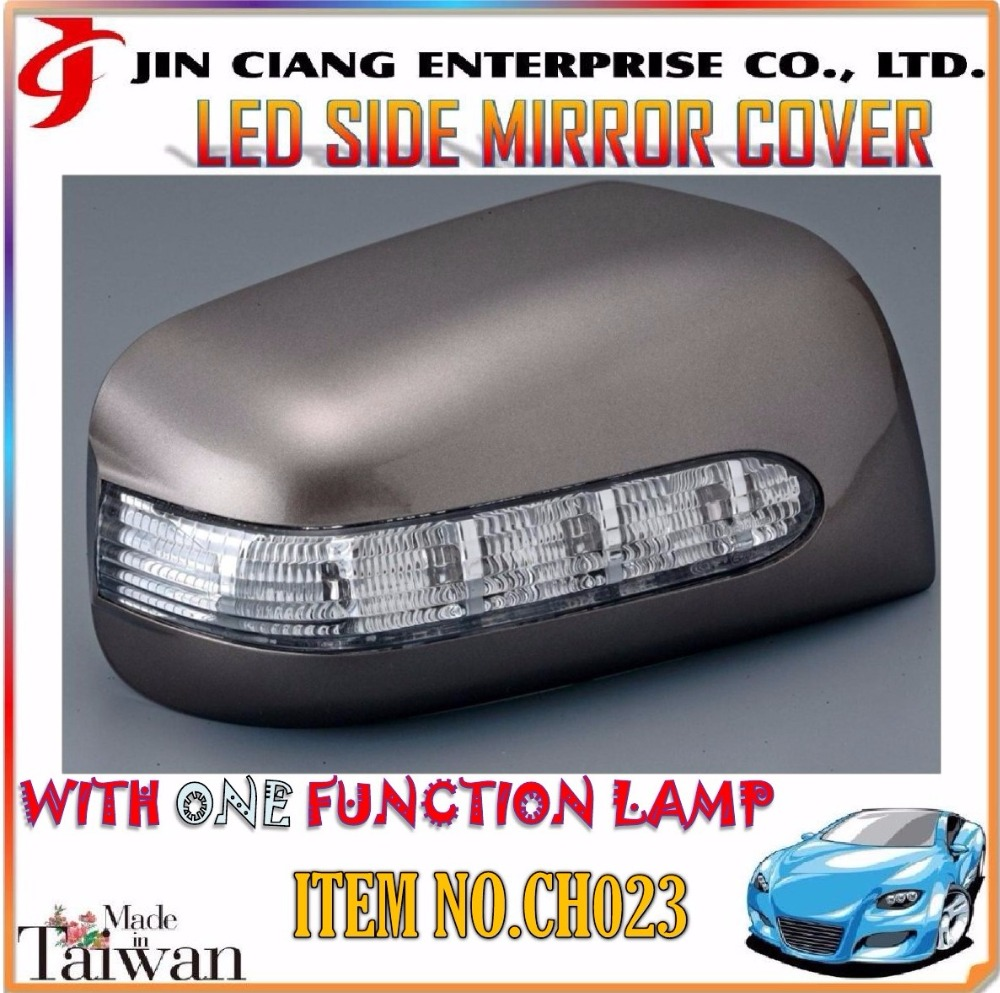 Car Refit products For NISSANN X-TRAIL T31 LED SIDE VIEW MIRROR COVER